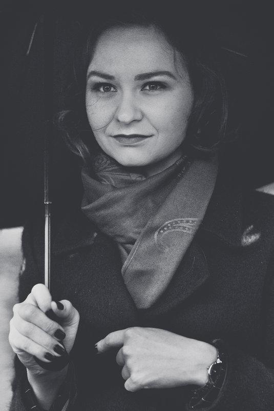 в городе тихая осень) - Татьяна
