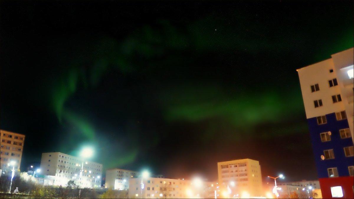 Огни ночного Североморска - Кай-8 (Ярослав) Забелин