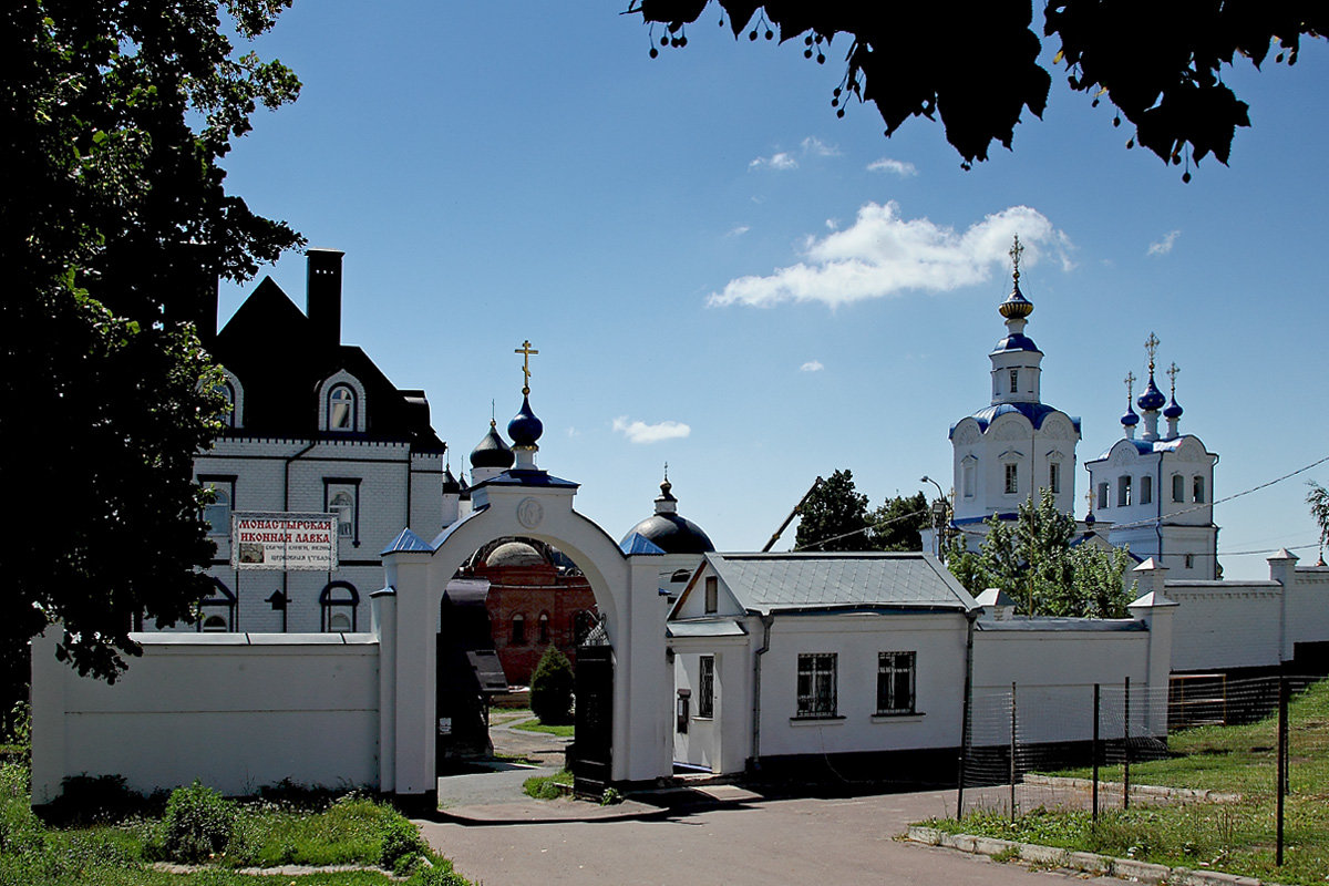 Успенский монастырь. Орел - MILAV V