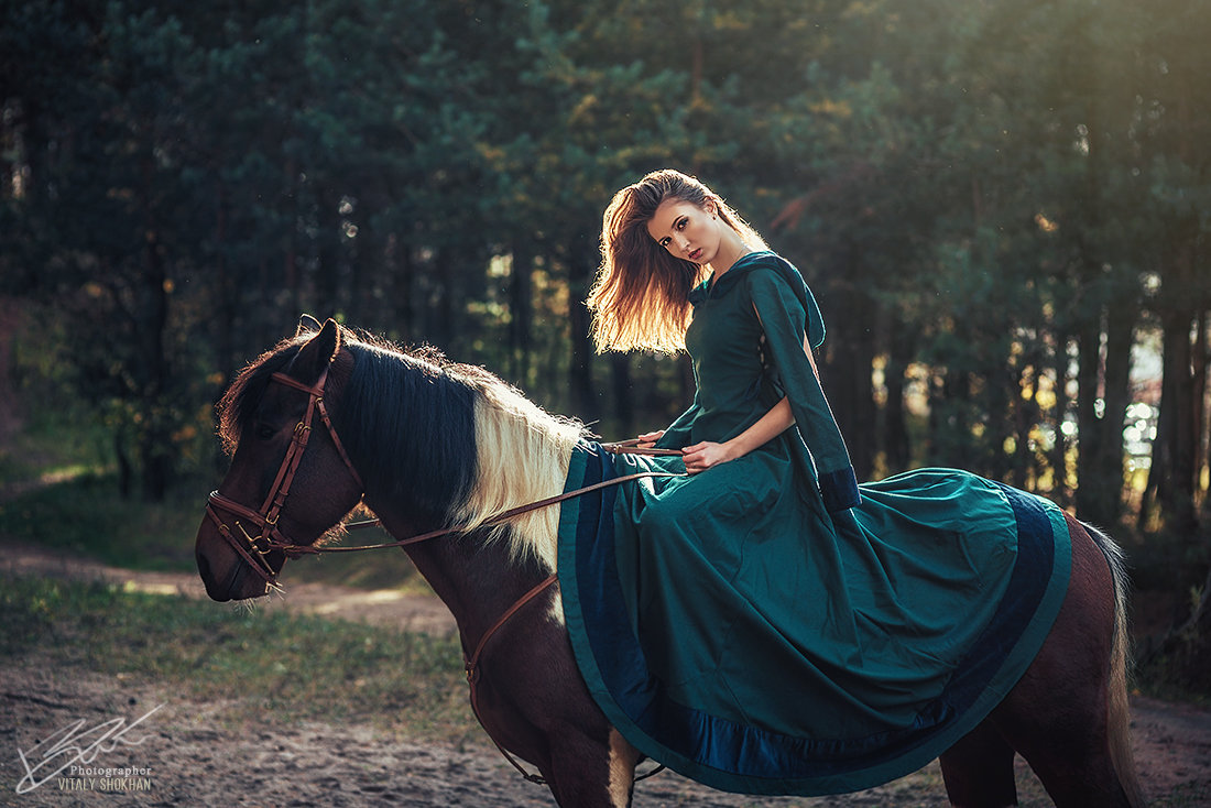 На закате - Vitaly Shokhan