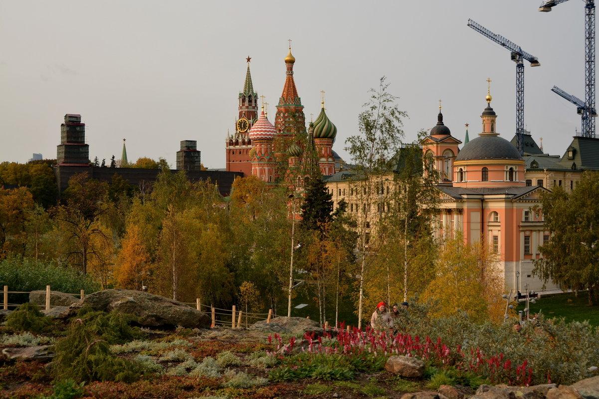 Моя Москва - Анастасия Смирнова