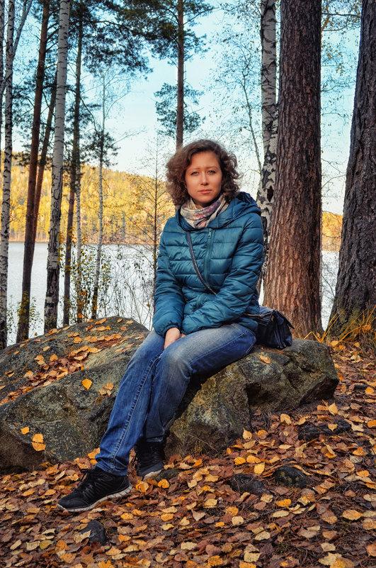 Осенний портрет 2 - Михаил Вайсман
