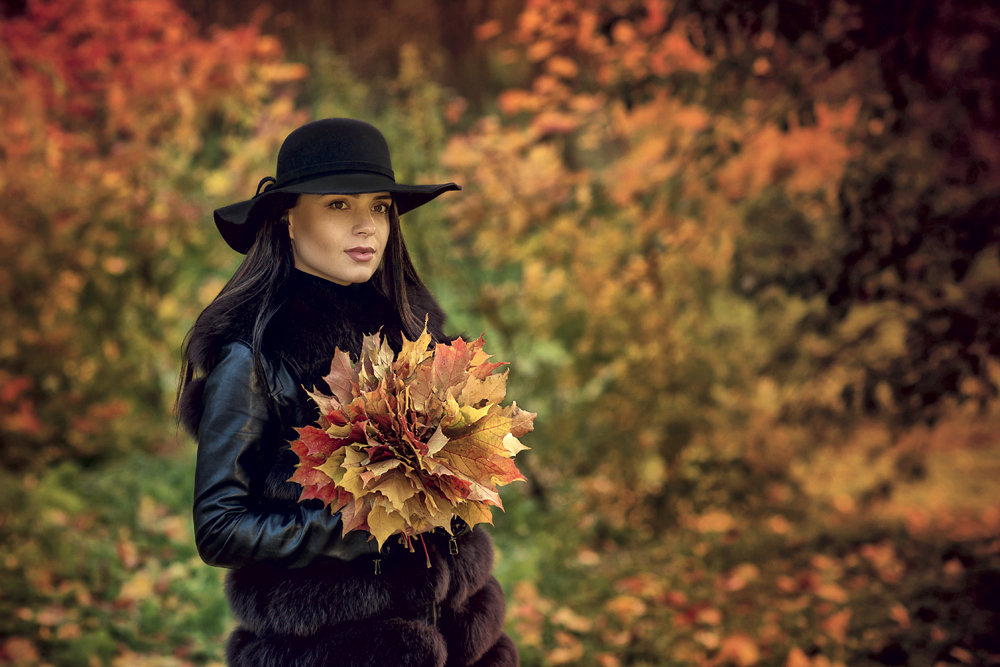 Осеннее настроение - Виктория Дубровская