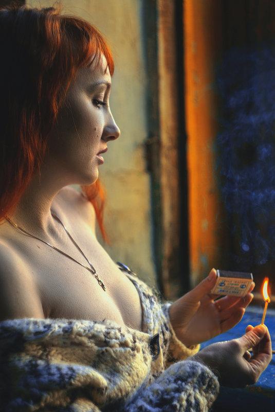 портрет - ИрЭн Орлова