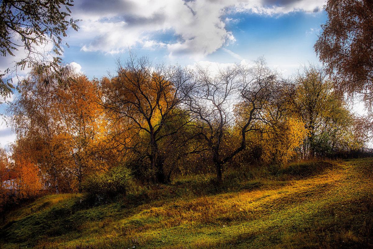 Осень - Владимир Дальский