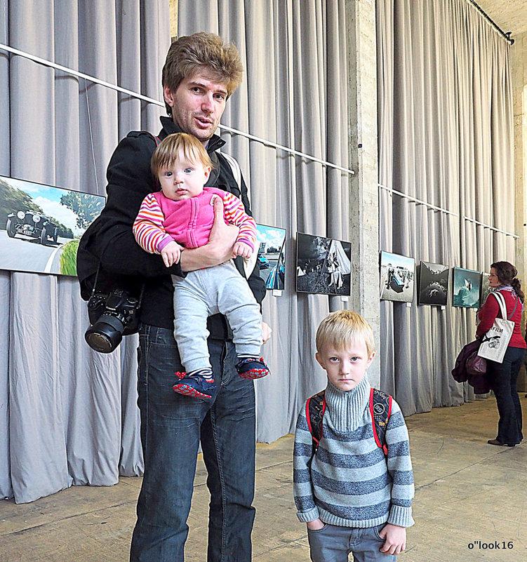 фотограф и его фото-графята - Олег Лукьянов