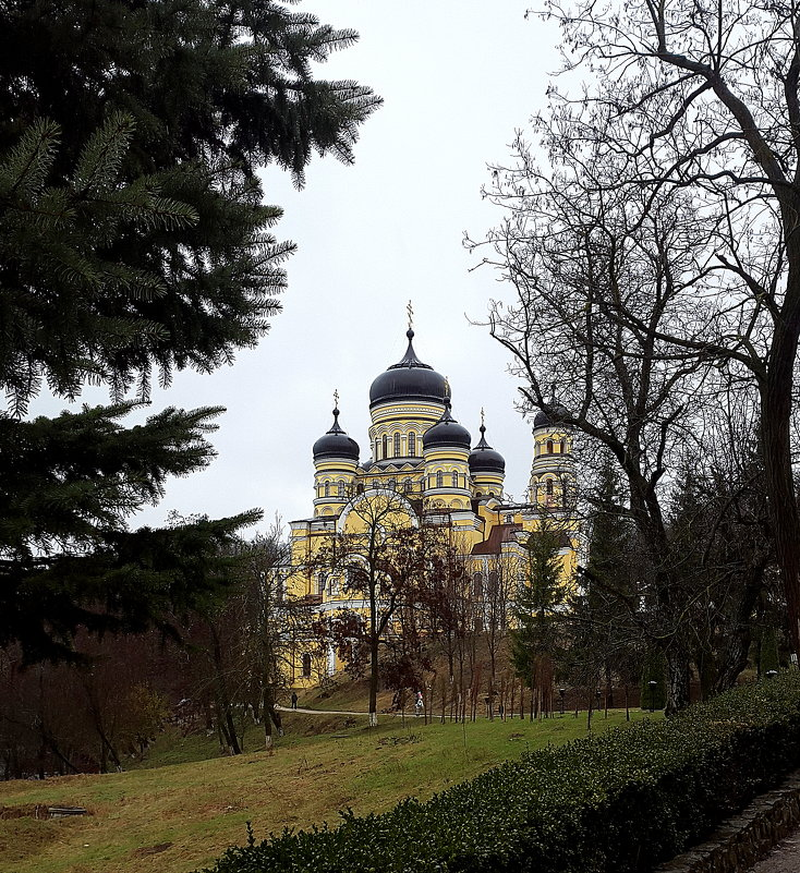 Молдова,Хынку,монастырь св. Параскевы - svetlana.voskresenskaia