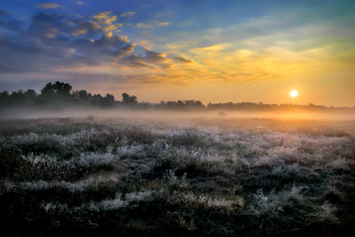 Рассветные волны...5. - Андрей Войцехов