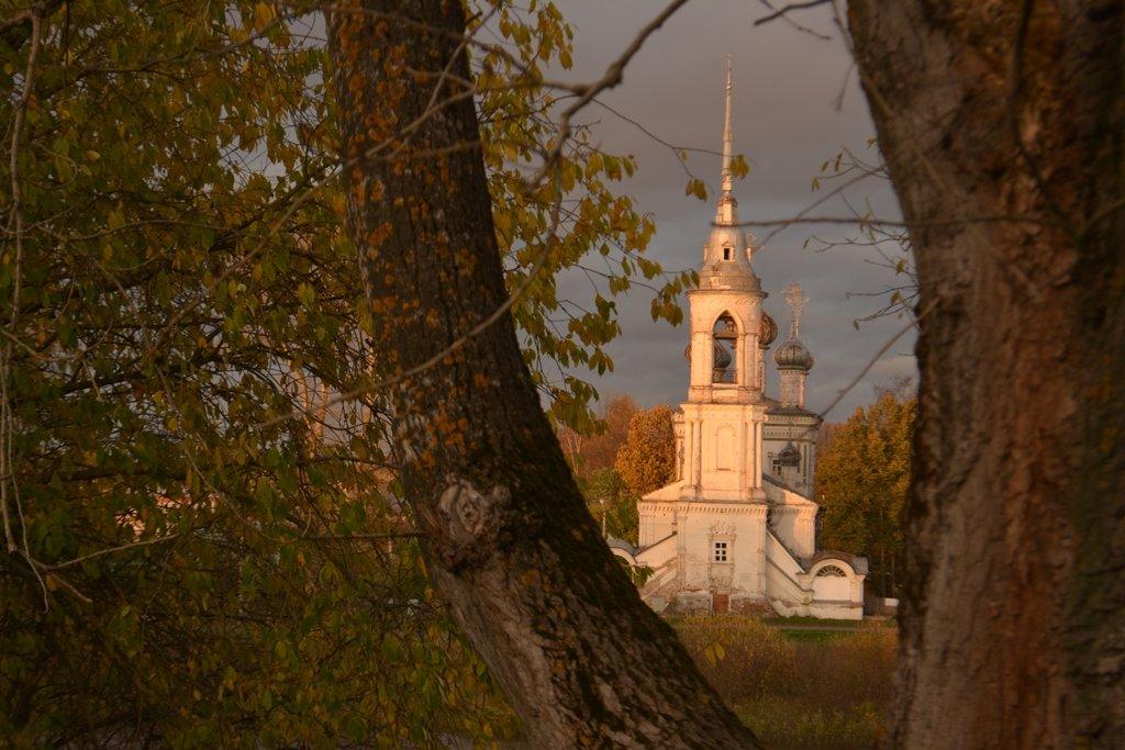 Осень в Вологде - Ирина Бархатова