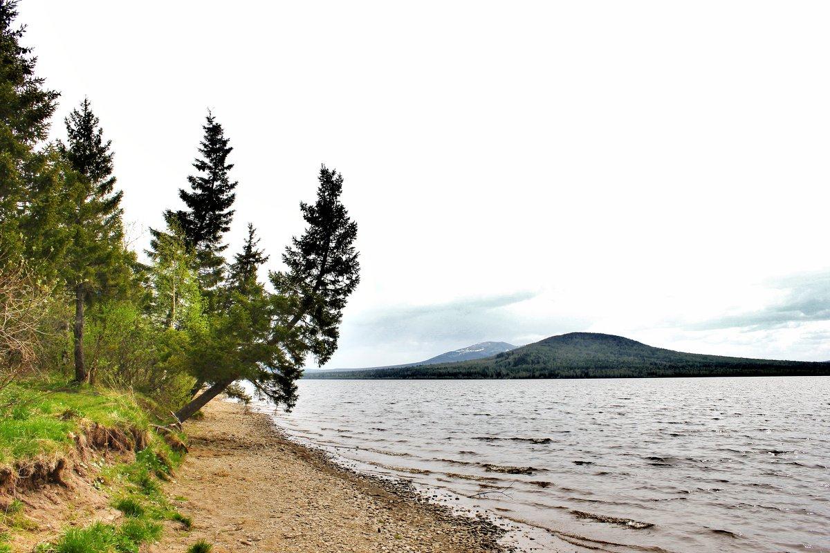 озеро Зюраткуль - Ольга Зубова