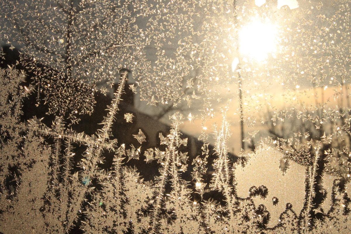 Узор на окне - Татьяна Шаклеина