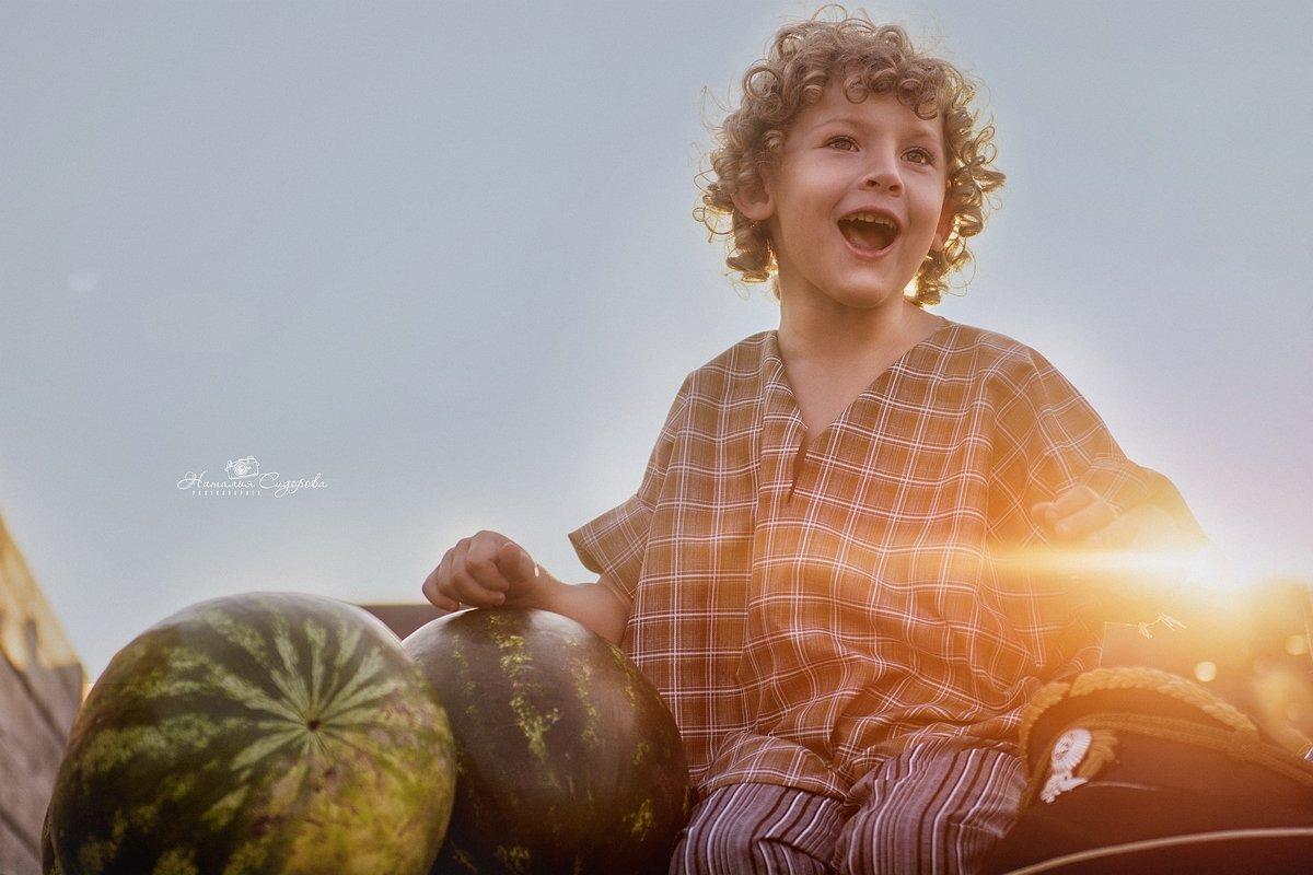 солнечный мальчик ) - Наталья Владимировна Сидорова