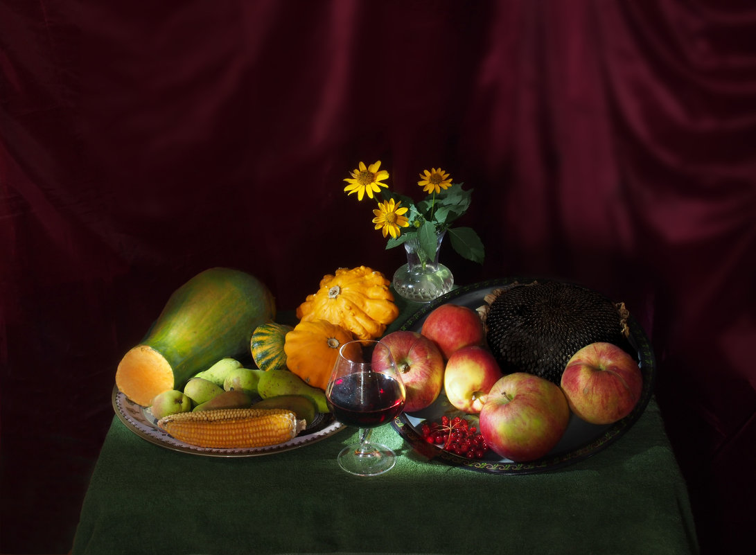 Овощной - Дубовцев Евгений