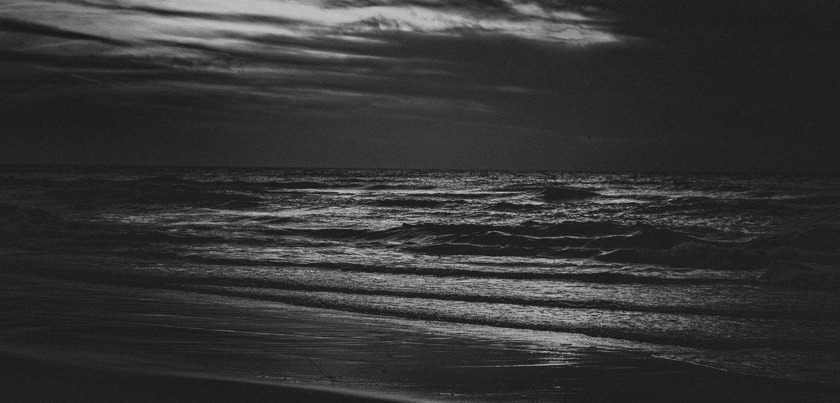Берег, море и небо... - juriy luskin