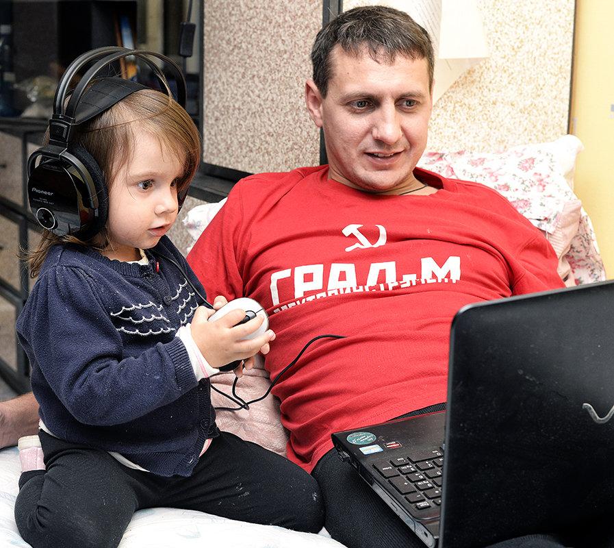 Молодая семья - Валерий Кабаков