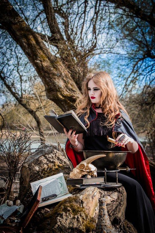 Ведьма - Олеся Романова