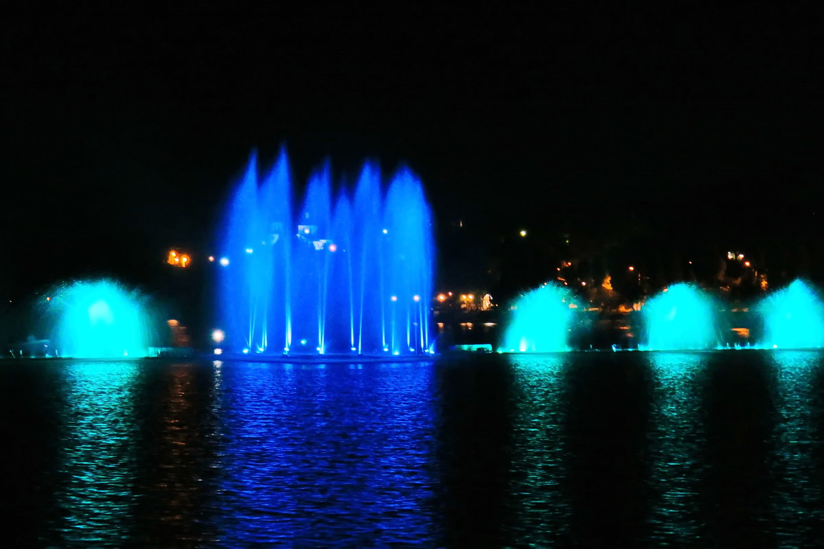 озеро Абрау - aleksandr Крылов