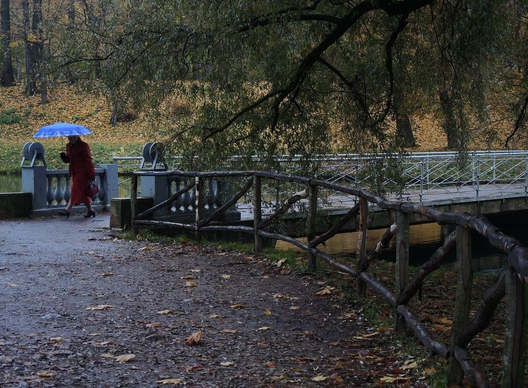 вечер под синим зонтом - sv.kaschuk