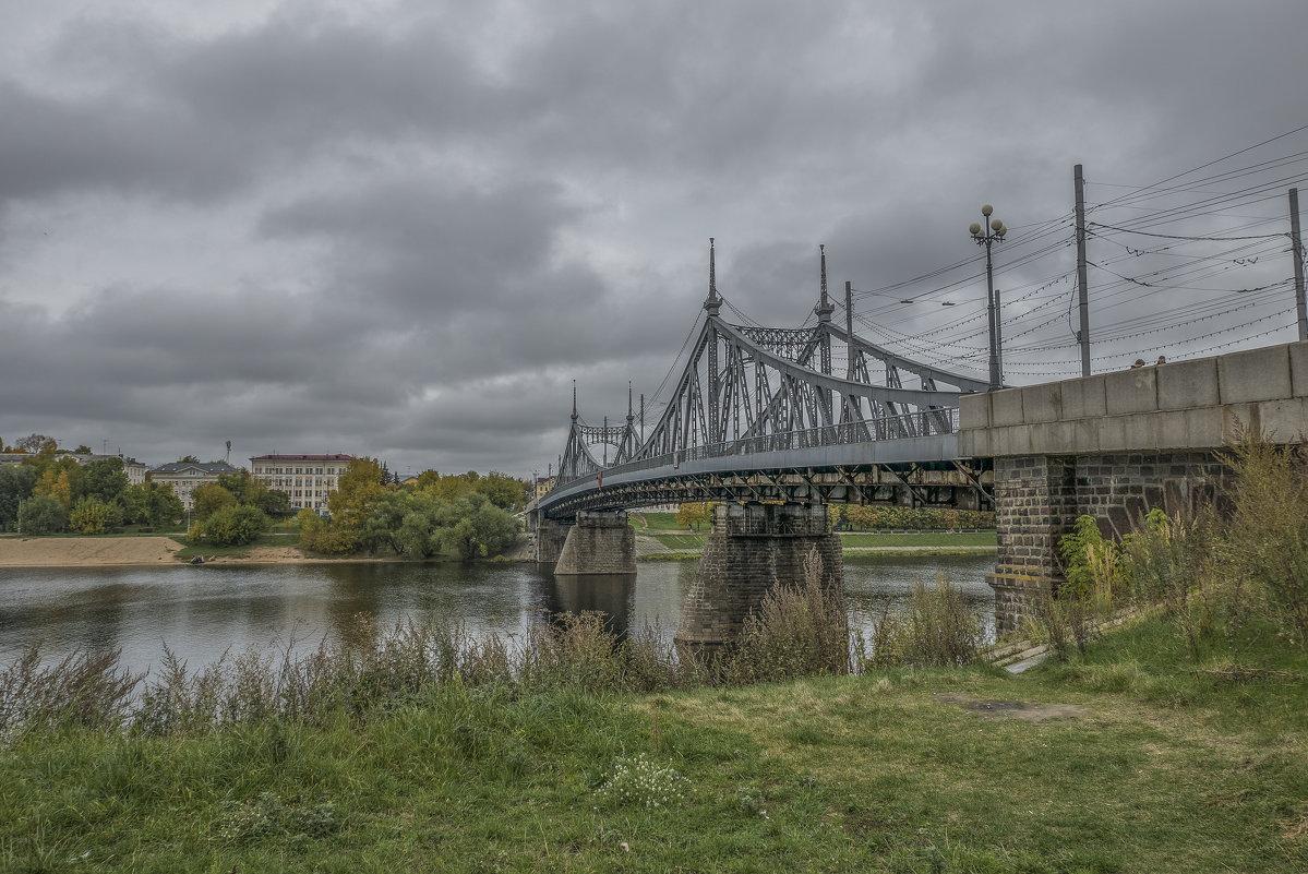 Староволжский мост в Твери. - Михаил (Skipper A.M.)