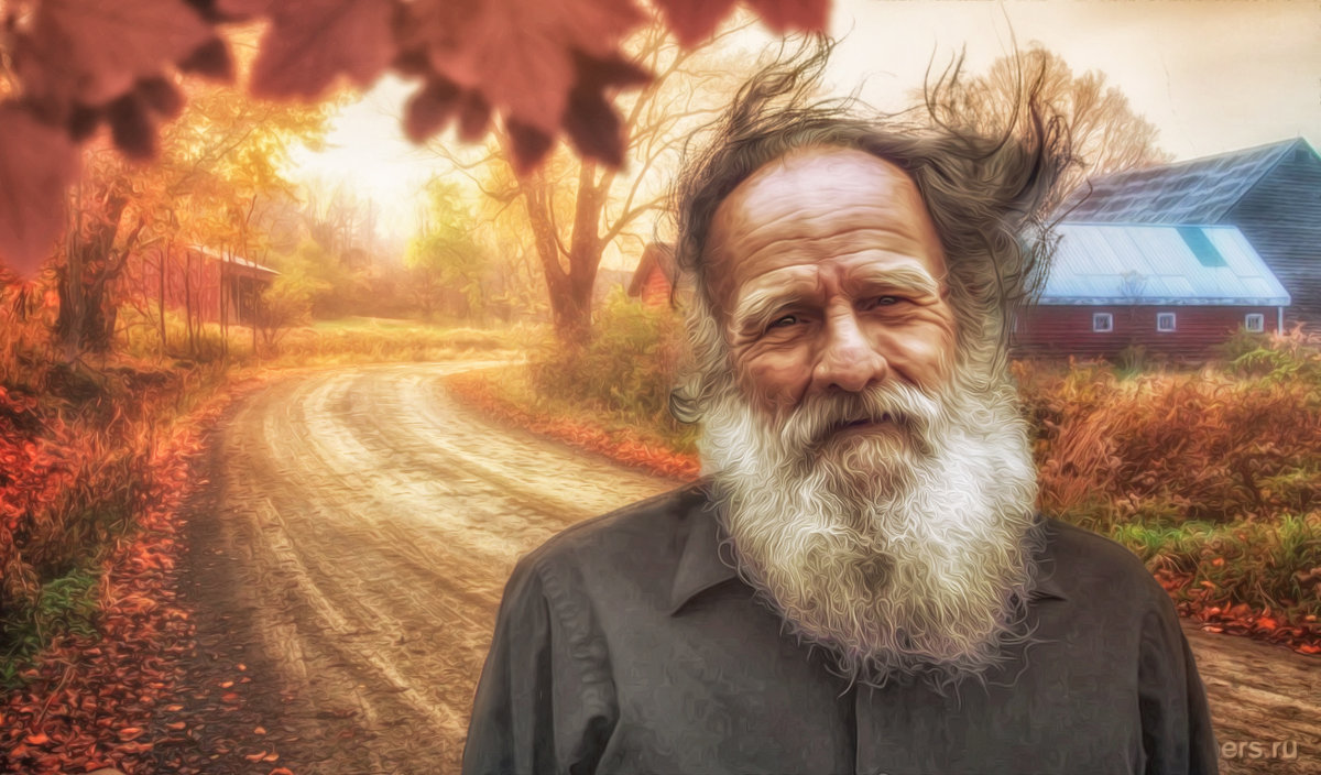 Дед - Андрей Веселов ( Богомолов)