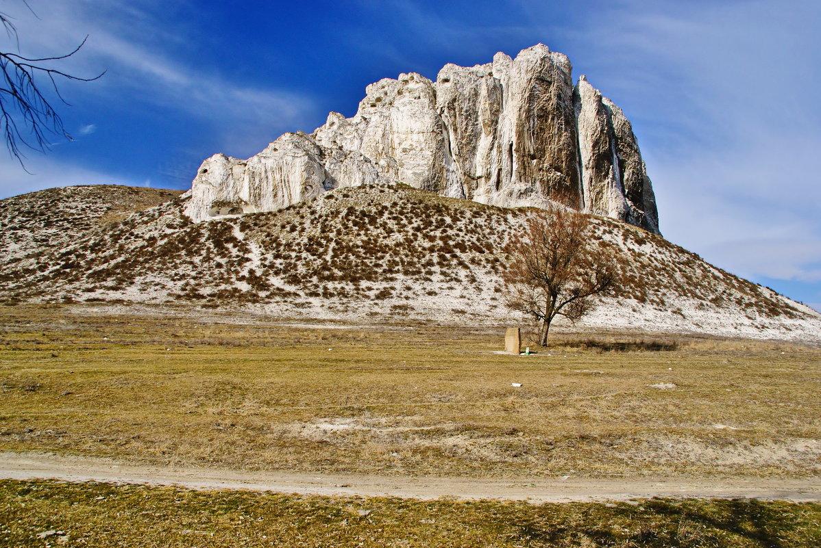 Белая скала - Андрей K.
