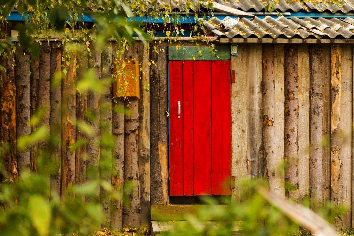 Эта красная дверь - Александр