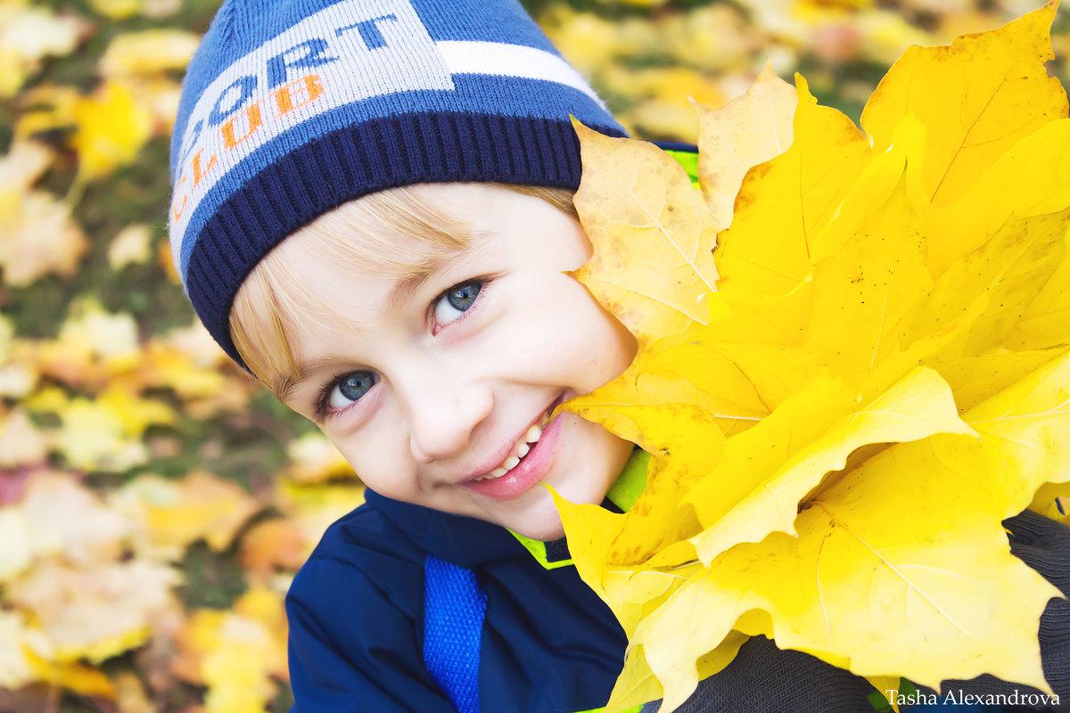 Осенние радости - Tasha