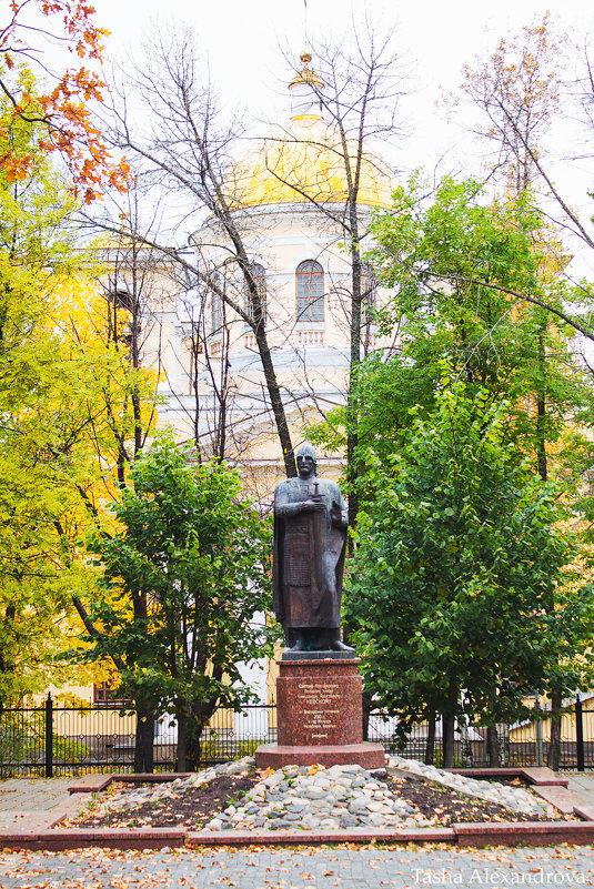 Храм в честь Александра Невского - Tasha