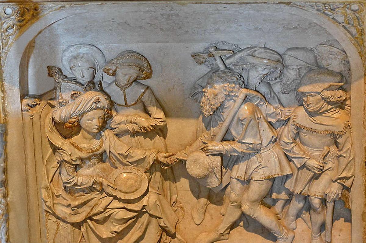 Рельеф гробницы (Собор) - irina Schwarzer