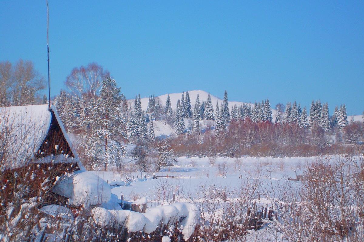 зимняя сказка - vladimir polovnikov