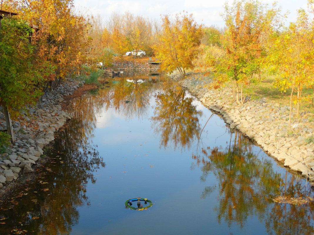 Осень в отражении... - Тамара (st.tamara)