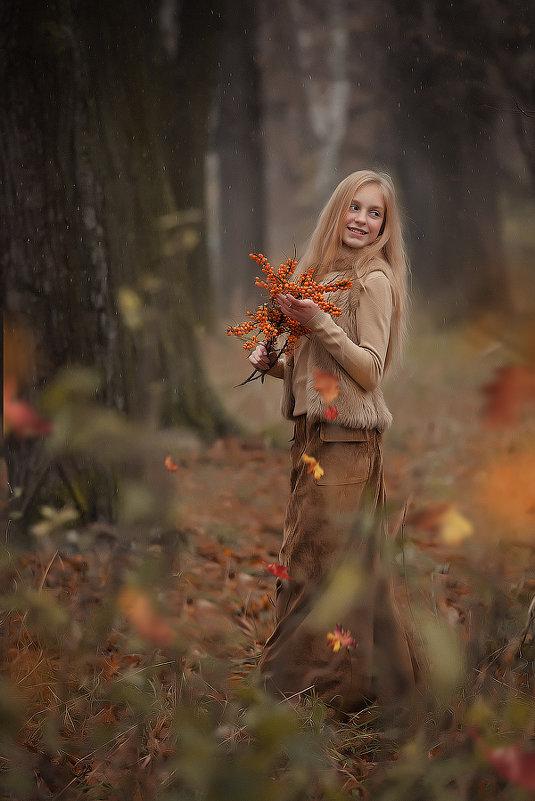 Осенняя пора - Маришка Ведерникова