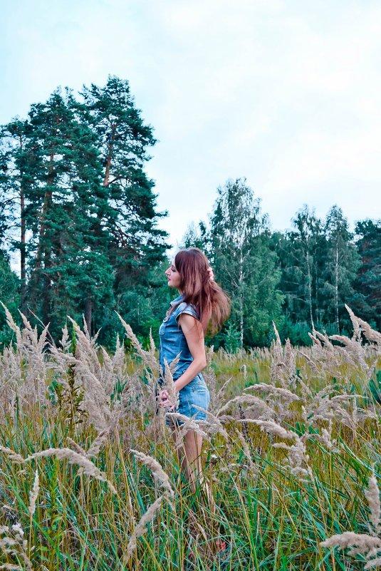 В лесу - Юлия Шевцова