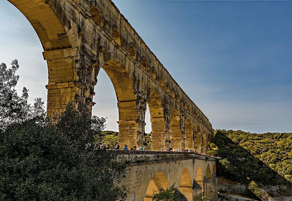 France 2017   Pont du Gard - Arturs Ancans
