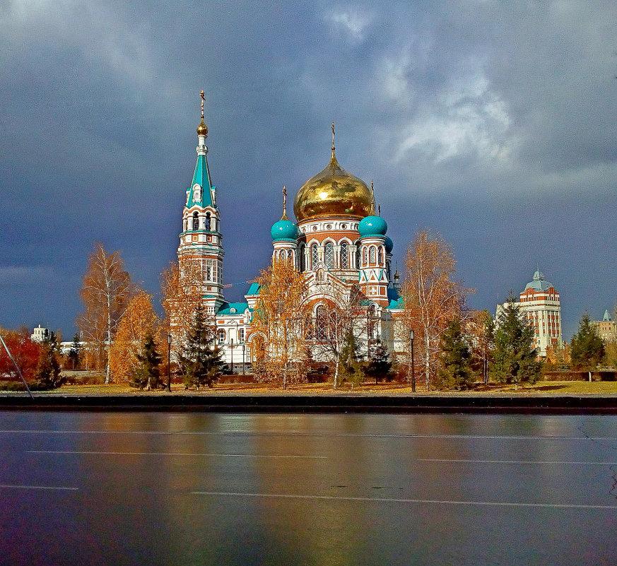 Город - Дмитрий Иванцов