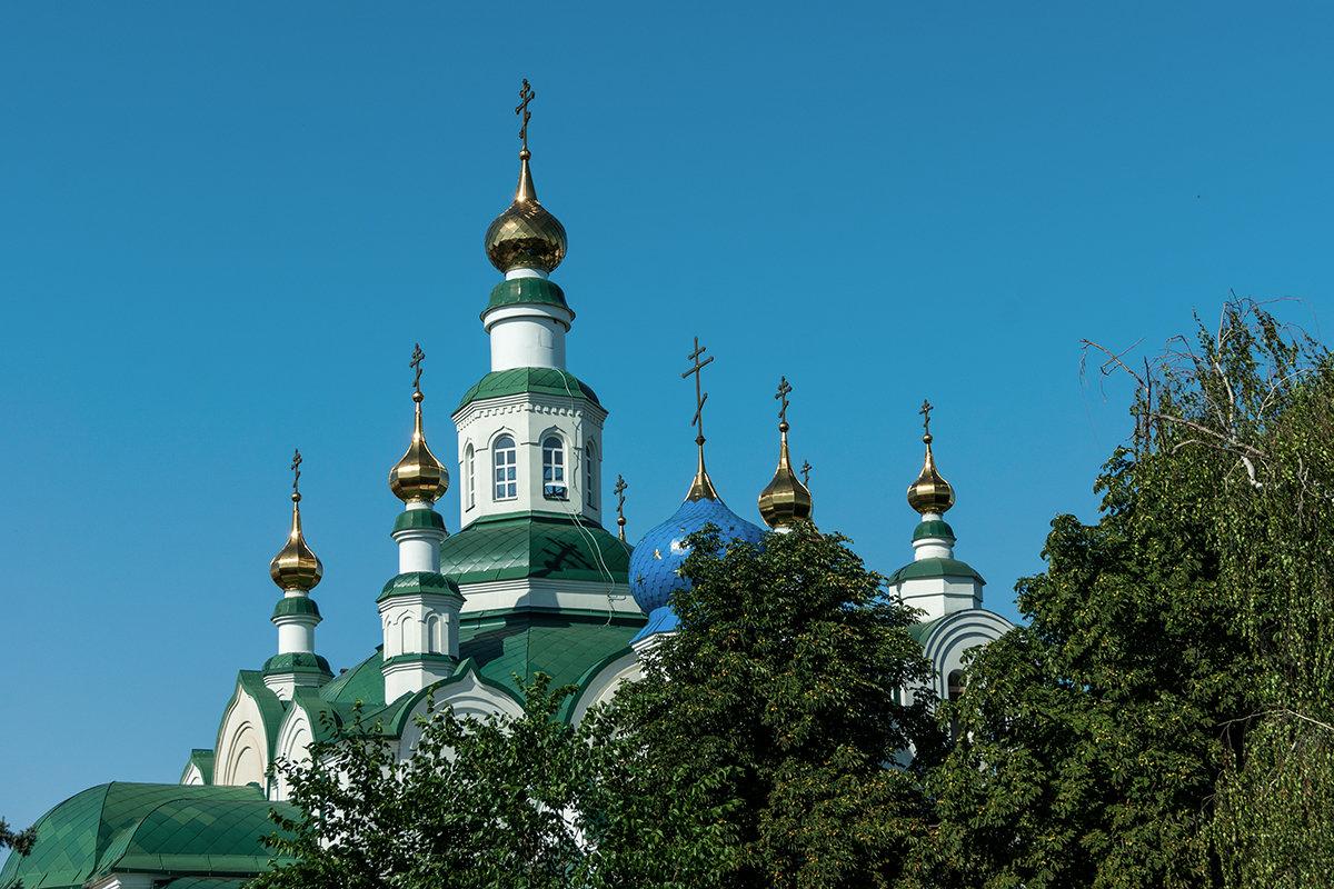 Свято-Никольский кафедральный собор г.Армавир. - Игорь Сикорский