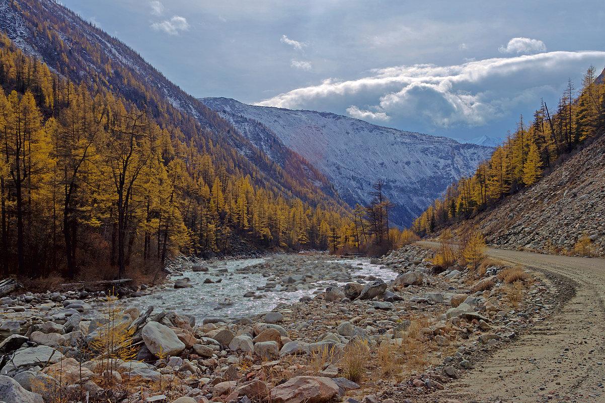 Верховья Чёрного Иркута - Анатолий Иргл