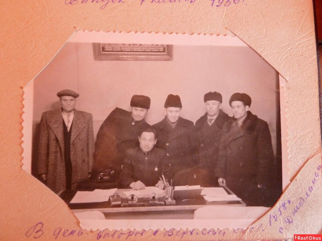 1958 год..... - Murat Bukaev