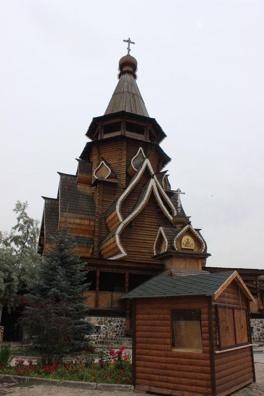 Церковь святого Николая - Дмитрий Солоненко