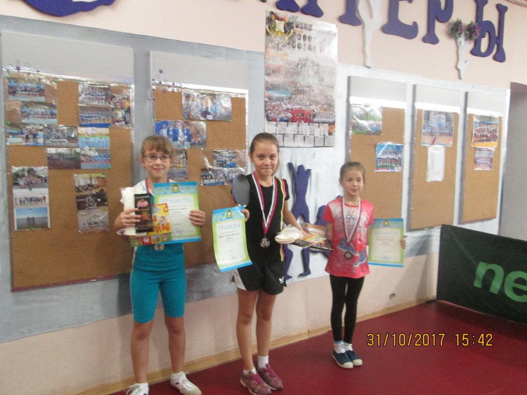 Районные соревнования по настольному теннису среди детей - Центр Юность