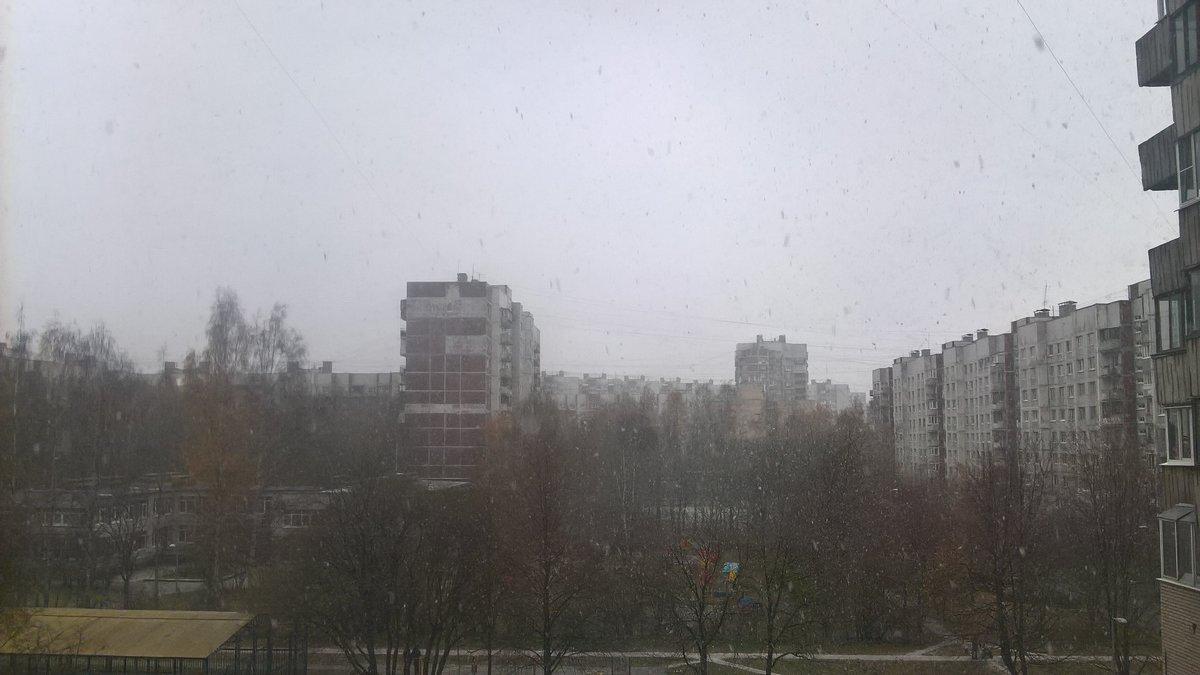 Снег идет - Митя Дмитрий Митя