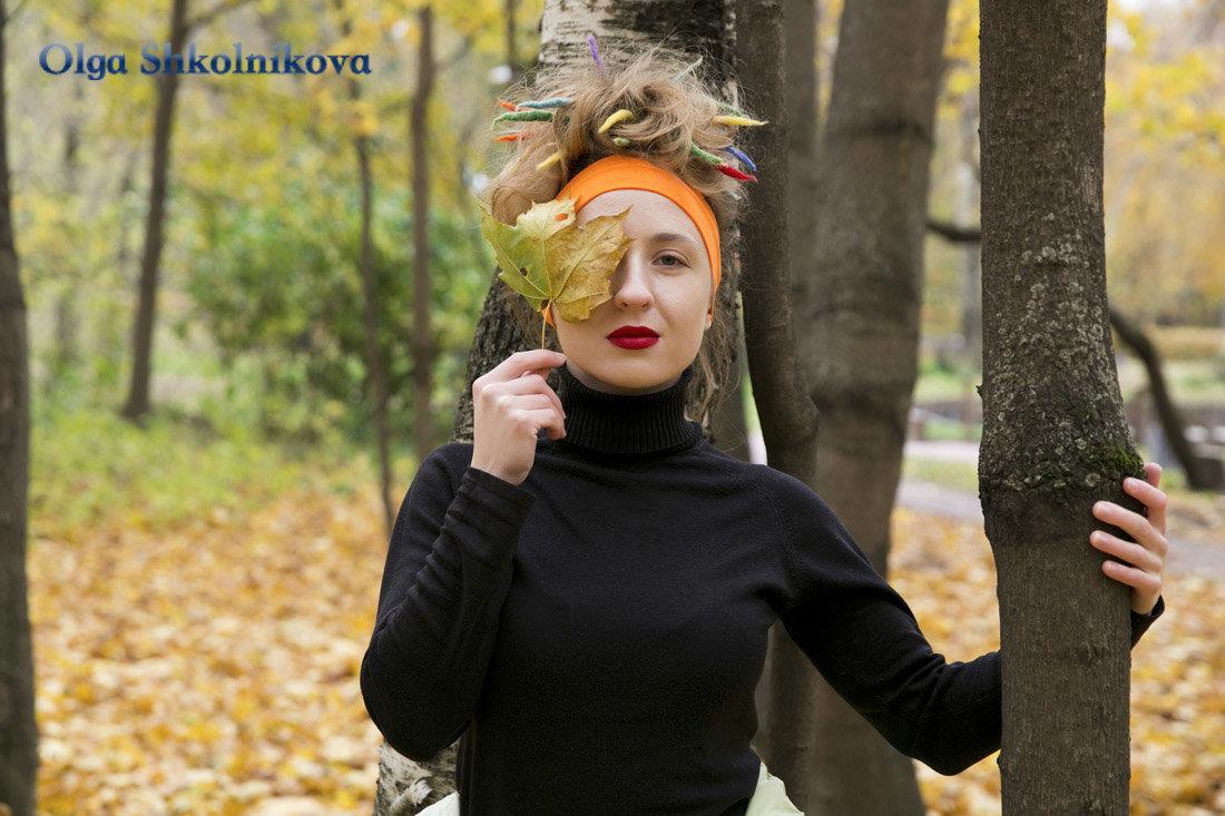 Осенний портрет - olga