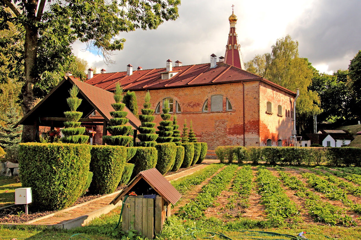 женский монастырь - юрий карпов