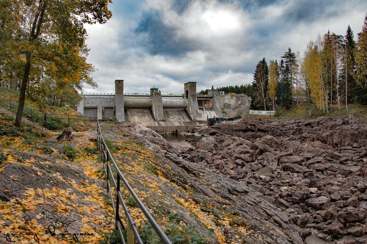 Плотина Иматранкоски - юрий карпов