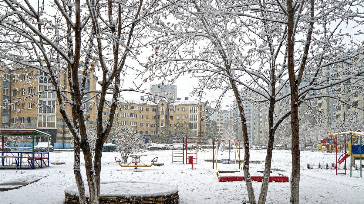 Зима на пороге... - Elena Izotova