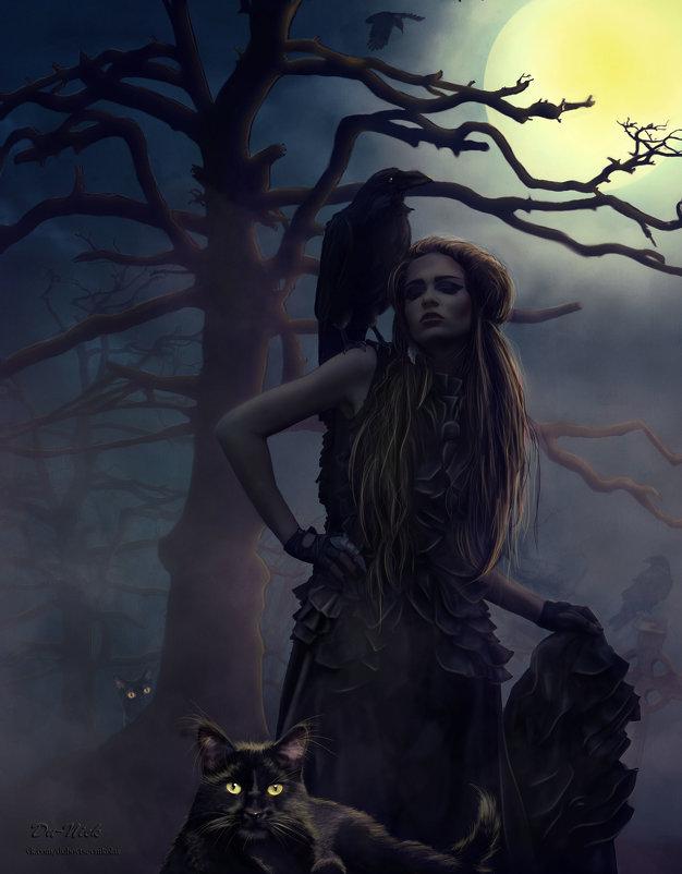 ведьма - николай дубовцев