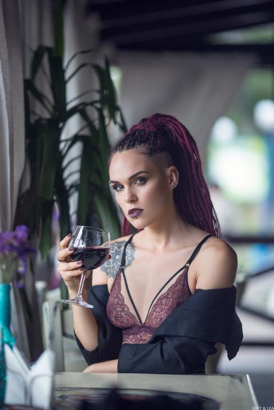 Wine - Виктор Киевский (Raft & LEA)