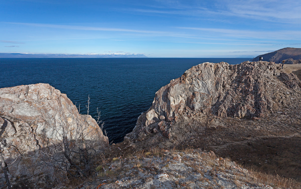 Западный берег Ольхона - Анатолий Иргл