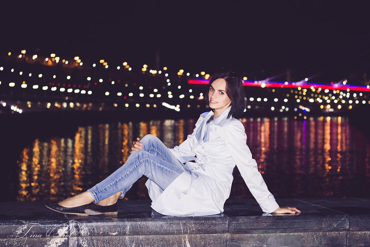 Ночная набережная - Кристина Пролыгина