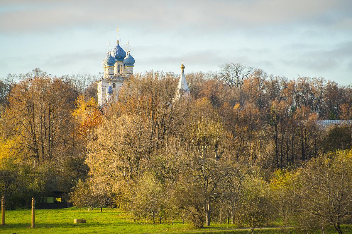Москва, Коломенское - Игорь Герман